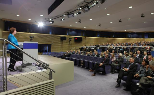 Annual General Meeting of the 150 Heads of Delegations and Chargés d'Affaires of the EU's Common Security and Defence Policy