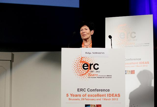 Conference celebrating the 5th Anniversary of the European Research Council