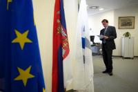 Andreas Beikos, Head of the Representative Office for the Western Balkans of the European Investment Bank