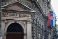 The old Serbian National bank building