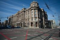 The Serbian Ministry for Foreign Affairs building