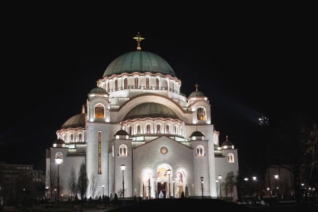 Belgrade, Serbia's capital