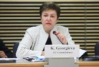 Participation of Andris Piebalgs and Kristalina Georgieva, Members of the EC, at the High-Level Conference on Sahel food crisis