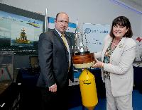 Visit of Máire Geoghegan-Quinn, Member of the EC, to Ireland