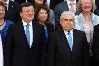 Visit of José Manuel Barroso, President of the EC, to Cyprus
