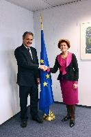 Visit of Aloizio Mercadante, Brazilian Minister for Education, to the EC