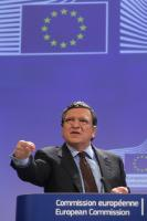 Press conference by José Manuel Barroso, President of the EC, on Cyprus