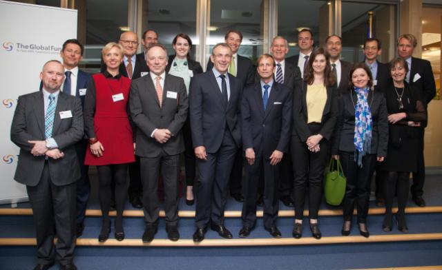 Participation of Andris Piebalgs, Member of the EC, of the preparatory meeting of the Global Fund to Fight AIDS, Tuberculosis and Malaria for the Fourth Replenishment
