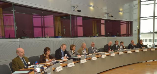 2nd Meeting of the Advisery Council of the President of the EC on Science and Technology
