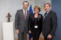 Visit of José Ramón Bauzá Díaz, President of the Balearic Islands, to the EC