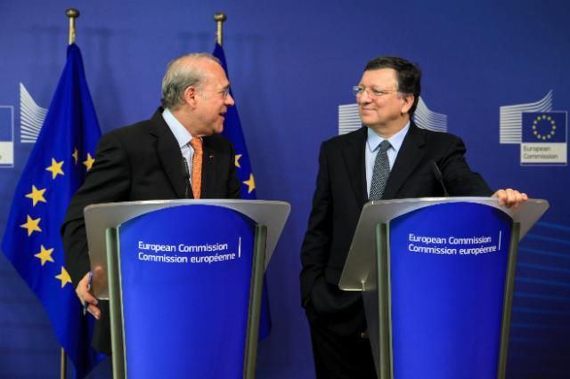 Visit of Angel Gurría, Secretary General of OECD, to the EC