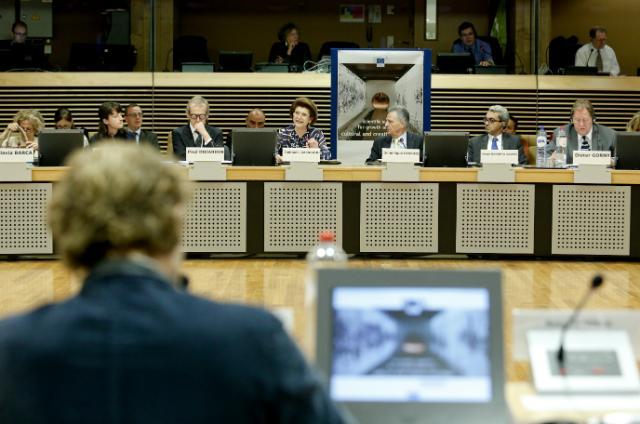 Conférence du CCR sur le soutien scientifique pour la croissance et l'emploi: les industries culturelles et créatives