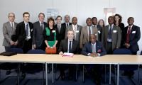 Visit of Seth Terkper, Ghanaian Minister for Finance and Economic Planning, to the EC