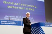 Press conference by Olli Rehn, Vice-President of the EC, on the autumn economic forecasts for 2013-2015