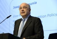 Participation of Joaquín Almunia, Vice-President of the EC, and Algirdas Šemeta, Member of the EC, in the European Competition Forum 2014