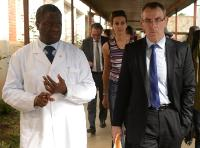 Visit of Andris Piebalgs, Member of the EC, to the Democratic Republic of the Congo and Rwanda