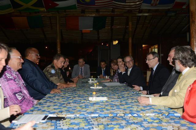 Visit of Andris Piebalgs, Member of the EC, to the Democratic Republic of the Congo and Rwanda