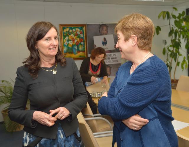 Visit of Daniela Bobeva, Bulgarian Deputy Prime Minister in charge of Economic Development, to the EC