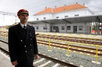 Rail improvement from Okučani to Novska, Croatia
