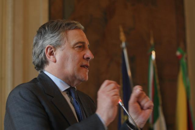 Visit of Antonio Tajani, Vice-President of the EC, to Italy