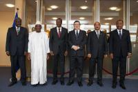 Dinner with the Heads of State of the 'Group of 5 of Sahel'