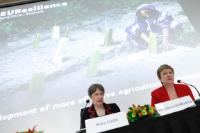 Participation of Kristalina Georgieva, Member of the EC, at the first EU Resilience Forum