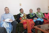 Visit of Andris Piebalgs, Member of the EC, to Madagascar