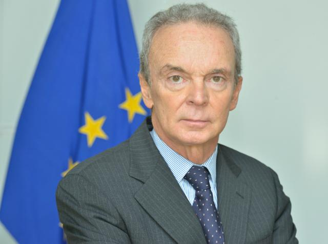 Ferdinando Nelli Feroci, Member of the EC