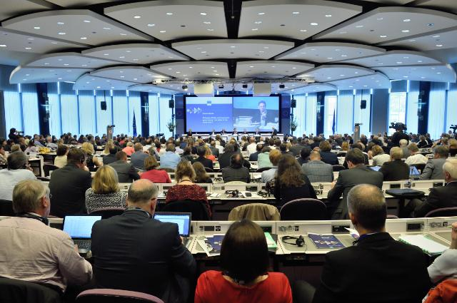 6th Cohesion Forum, Brussels, 08-09/09/2014