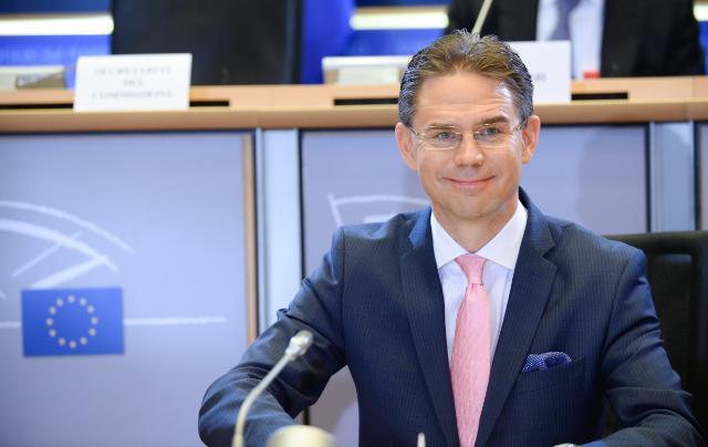 Audition de Jyrki Katainen, vice-président désigné de la CE, au PE