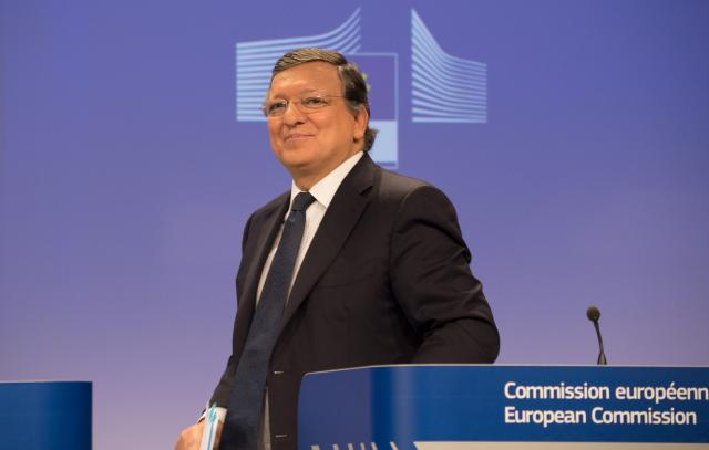 Press conference by José Manuel Barroso, President of the EC, after the last weekly meeting of the Barroso II Commission