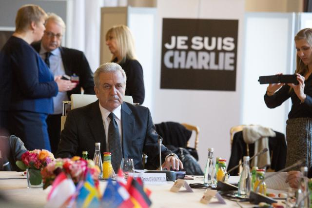 Participation of Dimitris Avramopoulos, Member of the EC, in the European and International Ministerial Meeting on the fight against terrorism, organised in Paris