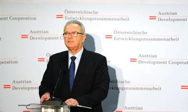 Launch of the European Year for Development 2015 in Vienna, with the participation of Neven Mimica, Member of the EC