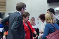 """Illustration of """"Participation of Kristalina Georgieva, Vice-President of the EC, in the annual ceremony for the..."""