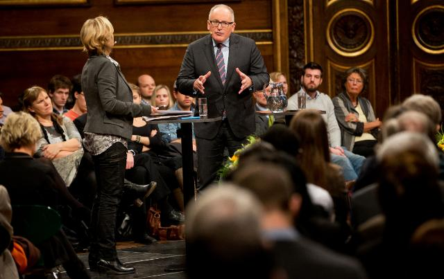 Visit of Frans Timmermans, First Vice-President of the EC, to Denmark