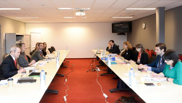 Eighth round of EU/United States negotiations on Trade and Investment, Brussels, 02-06/02/2015