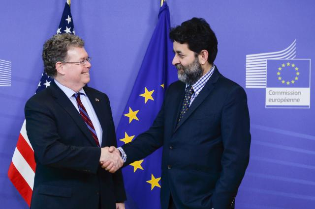 Huitième cycle de négociation UE/États-Unis sur le commerce et l'investissement, Bruxelles, 02-06/02/2015