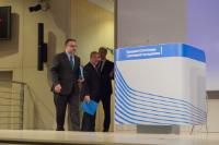 Joint press conference by Karmenu Vella, Member of the EC, and Hans Bruyninckx, Executive Director of the EEA, on the report entitled 'European environment - state and outlook 2015'