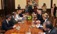 """Illustration of """"Visit of Federica Mogherini, Vice-President of the EC, to Serbia"""""""