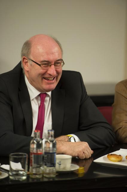 Visit by Phil Hogan to Luxembourg