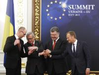 "Illustration of ""Sommet UE/Ukraine, 27/04/2015"""