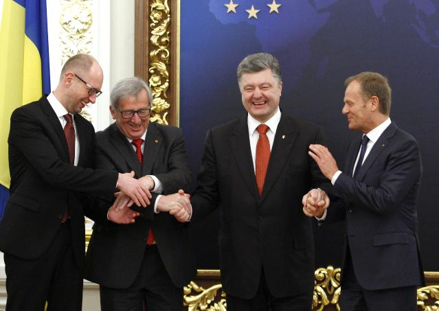 EU/Ukraine Summit, 27/04/2015