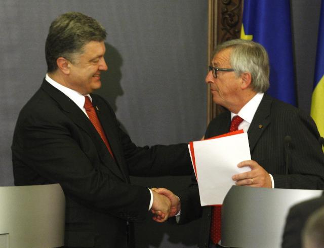 EU-Ukraine Summit, 27/04/15