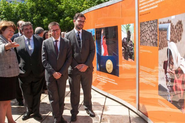 Participation de Carlos Moedas, membre de la CE, aux festivités organisées pour la Journée de l'Europe, à Lisbonne