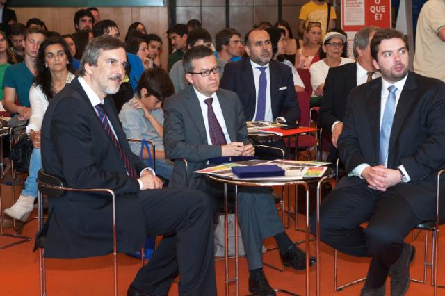 Participation of Carlos Moedas at Europe Day festivities in Lisbon