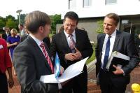 Visit of Maroš Šefčovič, Vice-President of the EC, to the Netherlands