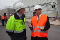Visit of Maroš Šefčovič, Vice-President of the EC, to the Netherlands and Germany