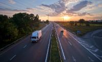 Hemus Highway (by night)