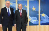 Visit of Michel Barnier, Special Adviser on European Defence and Security Policy, to the EC