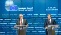"""Illustration of """"Brussels European Council, 25-26/06/15"""""""